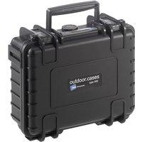 B&W Outdoor Case Typ 500 Empty Black
