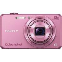 Sony Cyber-shot DSC-WX220 Pink (DSCWX220P)