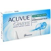 Johnson & Johnson Acuvue Oasys for Presbyopia +1.75 (6 pcs)