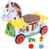 Bigjigs Pony Ride On