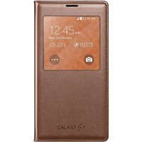 Samsung S-View Cover Rose/Gold (Galaxy S5)