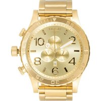 Nixon The 51-30 Chrono All Gold (A083502)