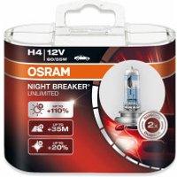 Osram Night Breaker Unlimited H4 Duo-Box
