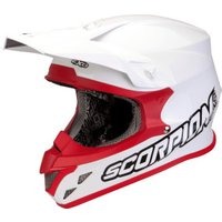 Scorpion VX-20 Air Solid White/Red