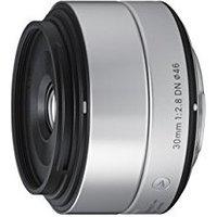 Sigma 30mm f/2.8 DN Micro Four Thirds Silver
