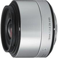 Sigma 19mm f/2.8 DN Sony Nex Silver