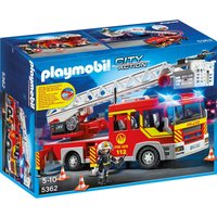 Playmobil City Action Ladder Unit with Lights and Sound (5362)