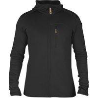 Fjällräven Keb Fleece Jacket Men Dark Grey / Black