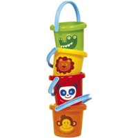 Gowi Zoo Animal Bucket