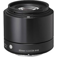Sigma 60mm f/2.8 DN Micro Four Thirds Black