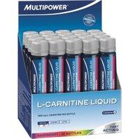Multipower L-Carnitine Liquid 20 x 25ml