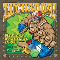 Backspindle Games Luchador! Mexican Wrestling Dice