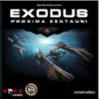 NSKN Games Exodus: Proxima Centauri Revised Edition