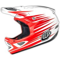 Troy Lee Designs D3 Zink Replica white