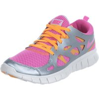 Nike Free Run 2.0 GS pink glow/atomic mango/metallic