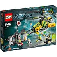 LEGO Ultra Agents - Toxikita's Toxic Meltdown (70163)