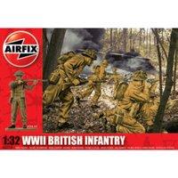 Airfix WWII British Infantry (A02718)