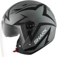 SHARK RSJ Starry Matt Silver/Black