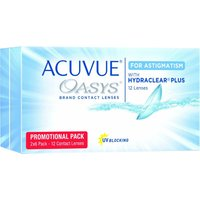 Johnson & Johnson Acuvue Oasys for Astigmatism +1.50 (12 pcs)
