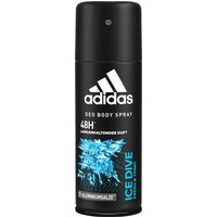 Adidas Ice Dive Deodorant Spray (150 ml)