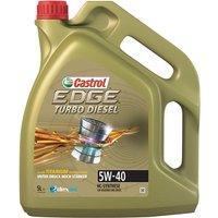 Castrol Edge Titanium FST Turbo Diesel 5W-40 (5 l)
