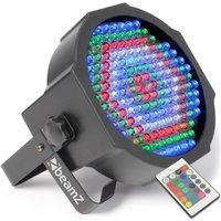 BeamZ LED FlatPAR 154x10mm RGBW