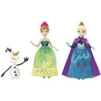 Mattel Disney Frozen Sisters Gift Set (Y9975)