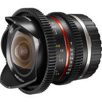 Walimex pro 8mm f3.1 Fisheye VCSC Sony E