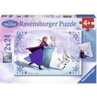 Ravensburger Disney Frozen Sisters Always (2 x 24 pieces)