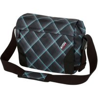 4YOU Igrec Messengerbag Checker Black Mint