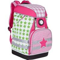 Lassig 4Kids School Bag Starlight Magenta