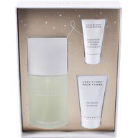 Issey Miyake L'Eau d'Issey pour Homme Set (EdT 125ml + SG 75ml + AS 30ml)