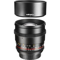 Walimex pro 85mm f1.5 VCSC Micro Four Thirds