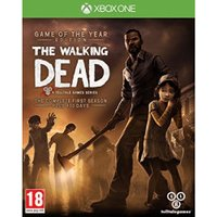 The Walking Dead: A Telltale Games Series - Game of the Year Edition (Xbox One)