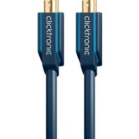 Clicktronic Casual S-video cable