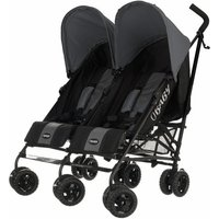 Obaby Apollo Twin Black Grey 2014