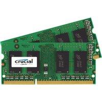 Crucial 16GB DDR3 Kit PC3-12800 CL11 (CT2KIT102464BF160B)