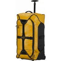 Samsonite Paradiver Travel Bag on Wheels 79 cm mustard