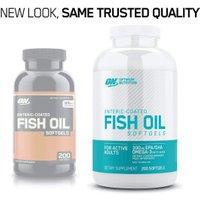 Optimum Nutrition Fish Oil 200 Caps