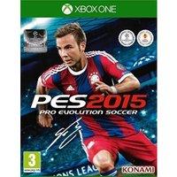 Pro Evolution Soccer 2015 (Xbox One)