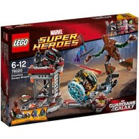 LEGO Marvel Super Heroes Knowhere Escape Mission (76020)