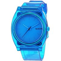 Nixon The Time Teller P Translucent/Blue