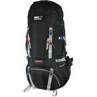 High Peak Sherpa 65+10 black