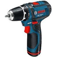 Bosch GSR 10,8-2-LI Professional 2 x 2,0 Ah (0 601 868 10A)