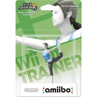 Nintendo amiibo Wii Fit Trainer (Super Smash Bros. Collection)