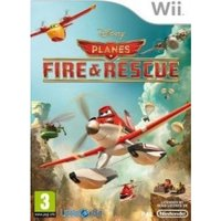 Planes: Fire & Rescue (Wii)