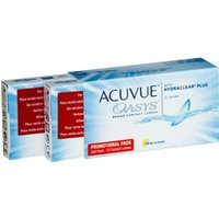 Johnson & Johnson Acuvue Oasys with Hydraclear Plus +3.75 (12 pcs)