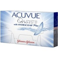 Johnson & Johnson Acuvue Oasys with Hydraclear Plus +1.75 (12 pcs)