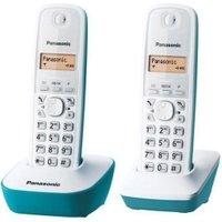Panasonic KX-TG 1611 Single White/Blue