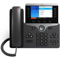 Cisco Systems IP Phone 8841 - black
